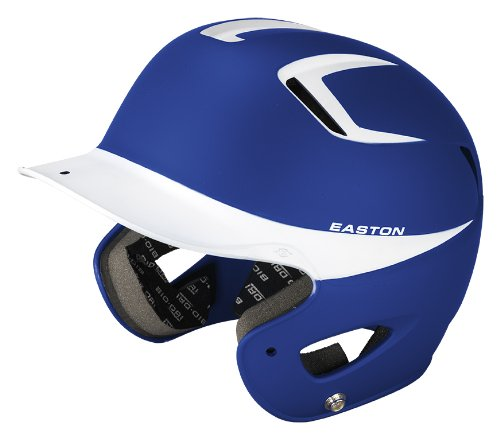 Easton Two-Tone Natural Grip Senior Batting Helmet