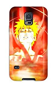 Galaxy S5 NSSWqYx9834MZbQH Naruto Shippudens Tpu Silicone Gel Case Cover. Fits Galaxy S5