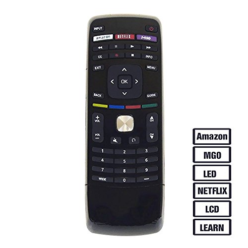 LuckyStar Universal TV Remote Control XRT112 Compatible with