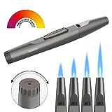 Torch Lighter, TECBOSS Multipurpose Lighters