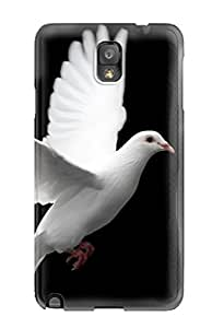Tpu Case For Galaxy Note 3 With The White Dove