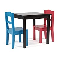 Tot Tutors TC756 Table and Chair, 3-Piece