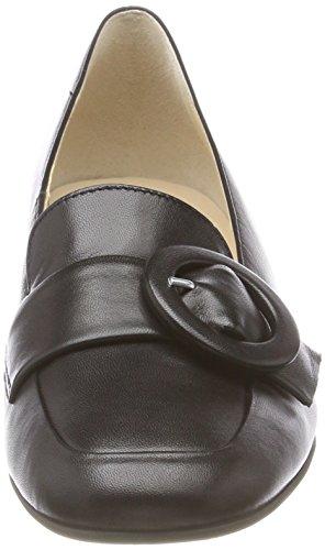 para 3530 Schwarz Negro 10 de 0100 Mujer Zapatos Tacón 5 Högl v0wEPqTx