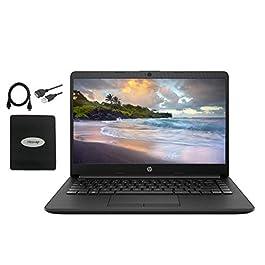2020 HP 14 inch HD Laptop Newest for Business and Student, AMD Athlon Silver 3050U (Beat i5-7200U), 8GB DDR4 RAM, 512GB…