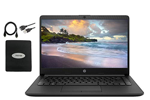 2020 HP 14 inch HD Laptop Newest for Business and