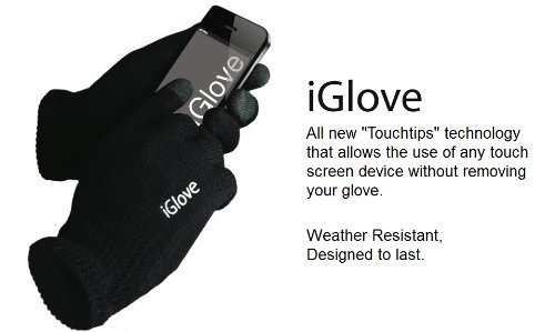 Original Iglove in Black with Complimentary Gift Box