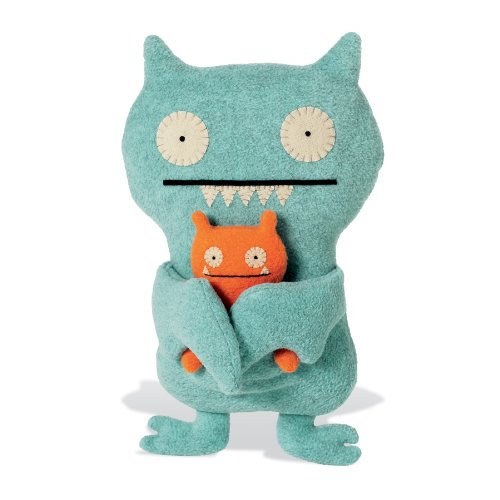 Uglydoll 61002 Uglybuddies Ice Bat Wage