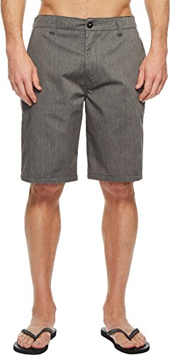 Rip Curl Men's Passenger Walkshorts Charcoal 42 10.5 (Curl Mens Rip Walkshorts)