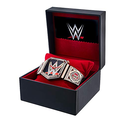 WWE Championship Title Belt Collector's Watch ()