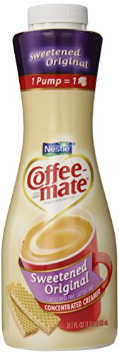 Nestle Coffee mate Creamer Sweetened Original