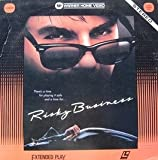 Risky Business LASERDISC (NOT A DVD!!!) (Full Screen Format) Format: Laser Disc