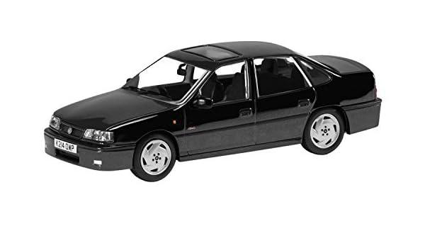 Amazon.com: Vauxhall Cavalier Mk3 Turbo Diamond Black 1:43 Vanguards Diecast Model Car by Vanguards: Toys & Games