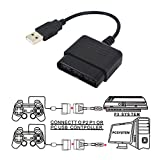 Cotchear USB Adapter Converter Cable for PS2 to PS3
