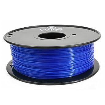Gizmo Dorks 1,75 mm PLA Filamento 1 KG/2.2lb para impresoras 3d ...