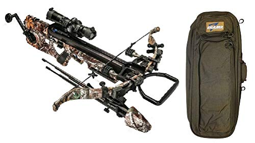 Excalibur Assassin 420 Td Crossbow Package Realtree Edge Camo with Explore Case