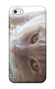 Best Iphone 5/5s Case, Premium Protective Case With Awesome Look - Happy Cat