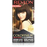 Revlon Colorsilk,  Tinte Luxurious 30N, color Castaño Oscuro