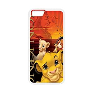 iPhone 6,6S 4.7 Inch Phone Case Cover The Lion King ( by one free one ) T64176