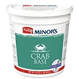 Minor's Crab Base Gluten Free, No Added MSG, 16 ounce