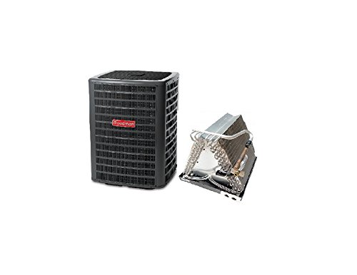 goodman-3-ton-13-seer-ac-with-uncased-upflow-downflow-coil-13-wide-gsx130361cauf3030a6-with-3-8x3-4x