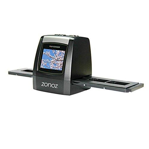 zonoz FS-ONE 22MP Ultra High-Resolution 35mm Negative Film & Slide Converter Scanner w/ 2.4
