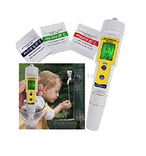 Aquili ph903 phmetro Professional with Automatic Temperature Compensation   Amazon.co.uk  Pet Supplies 97994436be16d