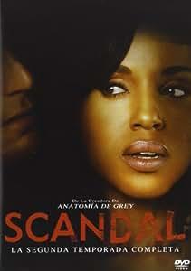 Scandal - Temporada 2 [DVD]