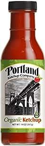 Portlandia Foods Organic Ketchup, 14 oz