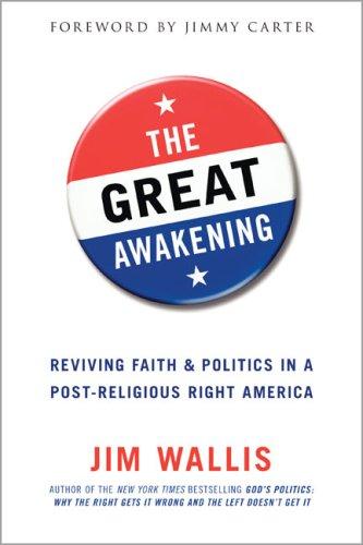 The Great Awakening by Jim Wallis