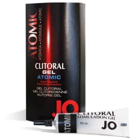 JO Clitoral Stimulant Atomic 10cc. ( 5 Pack )