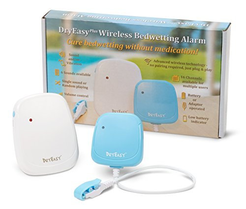 2017 DryEasy Wireless Bedwetting Alarm product image