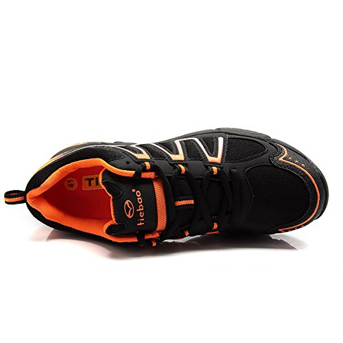 Weideng Männer Professional Cycling Sport Casual vielseitige Schuh Bequeme Rennrad Schuhe Orange