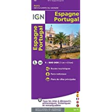IGN NO.86111 : ESPAGNE, PORTUGAL - SPAIN, PORTUGAL
