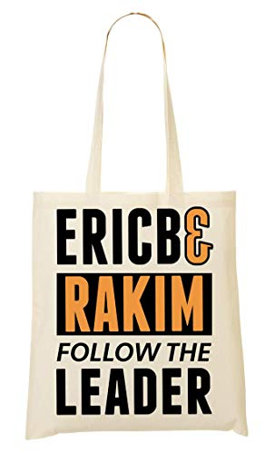 The À Rakim Provisions Design And Leader Wicked Fourre Sac tout B Follow Eric TwPqnYUp
