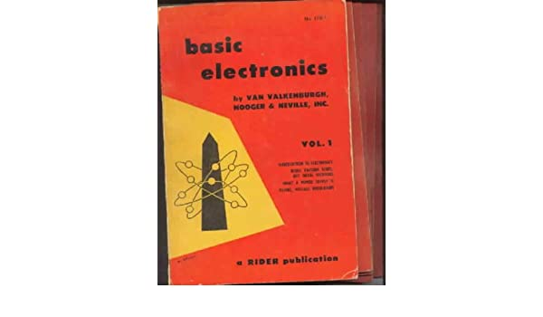 BASIC ELECTRONICS BY VALKENBURGH NOOGER & NEVILLE PDF