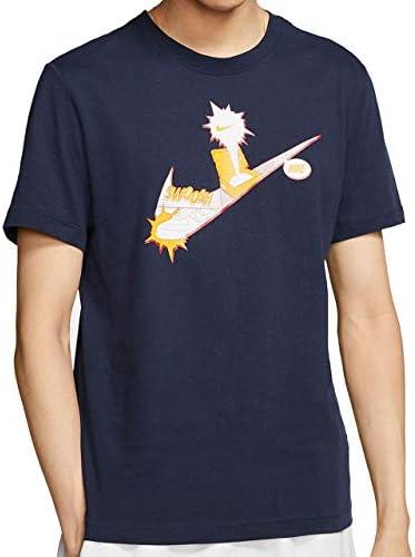 メンズ テニス FTWR 1 HBR Tシャツ オブシディアン CT6524 451