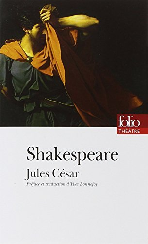 Jules Cesar (Folio Theatre) (English and French Edition) by W Shakespeare(1995-03-01)