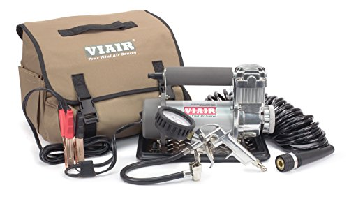 (VIAIR 400P-Automatic Function Portable Compressor)