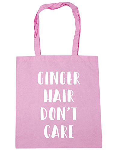 Bag Care litres Beach Hair Classic HippoWarehouse Gym Pink Tote Ginger Don't x38cm 42cm Shopping 10 RZxFqw8