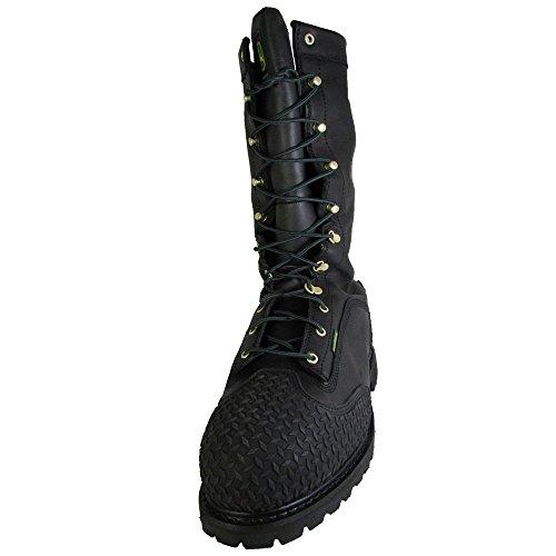 Boot John Mens Jd9300 12 Stone Steel Toe Waterproof Work Miner 400G Deere Brown r0q5x4wr