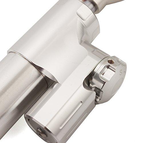 Motorcycle Adjustable Universal Steering Damper Stabilizer Control For  Kawasaki ZX6R 2005-2017, NINJA 250R EX250 2008-2012, EX300 NINJA300  2013-2016,