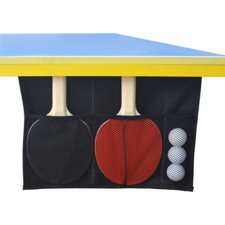 Hathaway 9' Bounce Back Table Tennis Table - Quick Easy Assembly