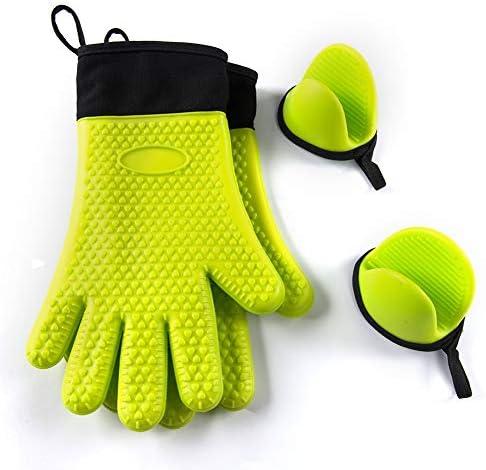 ZingLife Silicone Resistant Non Slip Washable
