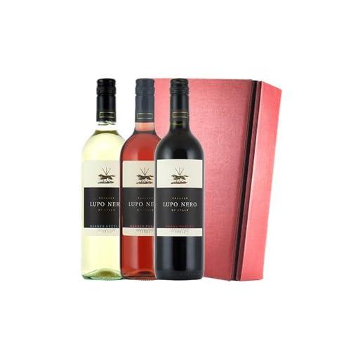 41Ps9UQa53L The-Black-Wolf-Trio-Lupo-Nero-Italian-Wine-Gift-Set
