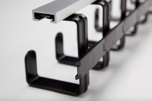 Buy computer wire management tray