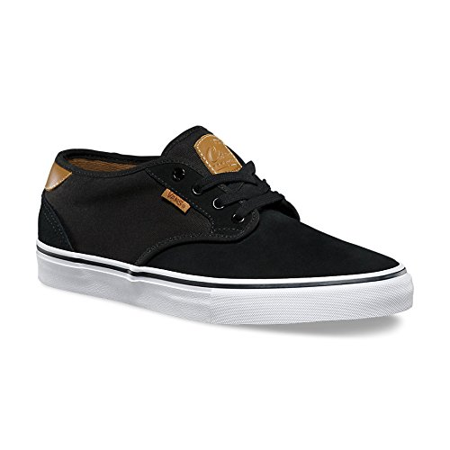 Vans Sneakers Mens - Vans Chima Estate Pro Black White