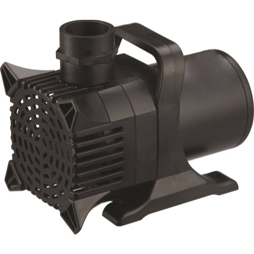 - Aqua Pulse 3000 GPH Hybrid Drive Submersible Pump – Up to 3,000 GPH Max Flow