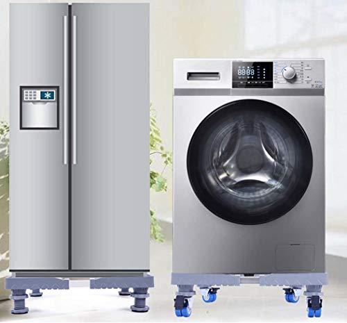 DSHBB Washing Machine Base,Multifunction Trolley Washing Machine Base, Floor Landing Frame For Washing Machine Pedestal Fridge Base Rack by DSHBB (Image #4)