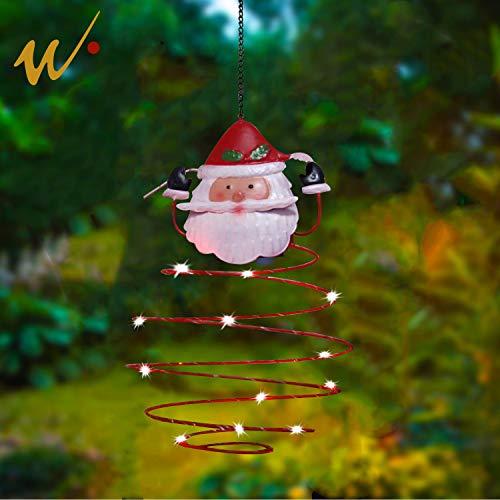 Santa Garden Lights in US - 2
