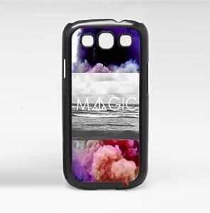 Magic Illuminati Hard Snap on Phone Case (Galaxy s3 III)